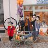 Spuk-Stadt lädt zum Erlebnis-Einkauf