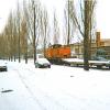 """Cottbus: Zug rangiert bei """"Glas und Spiegel"""""""