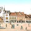 Senftenberg: Die Pracht unseres Marktes um 1900