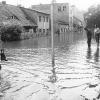 Spremberg: Die Post kam mit Gummistiefeln