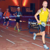 Weltrekord beim Hallen-Marathon in Senftenberg