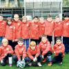 Junioren des Senftenberger FC 08 freuen sich über Sponsoring