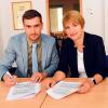 Kreis-Idee verbindet Lausitz mit Berlin