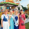 Treffen der lokalen Hoheiten in Peitz 2016