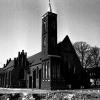 Düster wirkendes Gotteshaus
