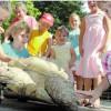 Tierisch nah an der Tierpark-Parade