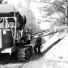 Spremberg. Technik kam aus der Sowjetunion, wie auch der Grabenbagger. Viele Geräte waren bis zur Wende im Dauereinsatz