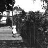 Guben. Große Himmelsleiter wurde 1907 errichtet als direkte Verbindung zur Gubener Baumblüte