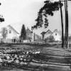 Guben: Altsprucke mit Blick Richtung Stadtzentrum, um 1960
