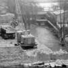 Forst: Heizungsrohr zog sich über den Mühlgraben