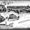 Spremberg: Silvesterkarte