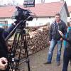 Tagebau-Streit im russischen TV