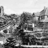 Guben: Bismarck-Turm mit Baude
