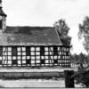 Spremberg: Fachwerkkirche Tzschelln