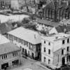 Forst: Stadtzentrum mit Rathaus