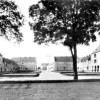 Spremberg: Bahnhofsvorplatz um 1950