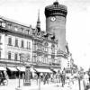 Cottbus: Der Vorzeigeplatz Ende der Dreißiger