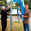 Blaue Flagge für den Großkoschener See