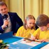 Cottbus: Schüler unterzeichnen Wassergenerationenvertrag
