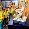 Senftenberg: Kleine Mülldetektive – Senftenberger Steppkes setzen ein Zeichen