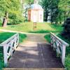 Großkmehlen: Pavillon ist eine Festung