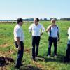 Bauernland in Lausitzer Hand