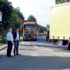 Allmosen: Schwerverkehr bedroht Dorfidylle