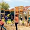 Senftenberg: Spielplatz wird Montag eröffnet