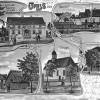 Schwarzheide: Kirche, Schule, Colonialwaren