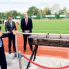 Schwarzheide: Das Hans-Fischer-Stadion ist eröffnet