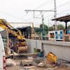 Ruhlander Bahnhof wird total gesperrt