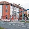 Guben: Kaltenborner Straße lebt und trotzt der Baustelle