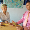 Senftenberg: Experten raten zum kleinen Piekser