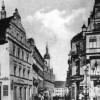 Guben: Klosterstraße Richtung Markt um 1915
