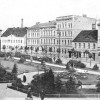 Cottbus: Das Bild vom Kaiser-Wilhelm-Platz entstand kurz vor dem I. Weltkrieg