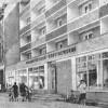Forst: Cottbuser Straße / Auch heute werden hier noch Textilien verkauft