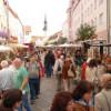 Geschäfte offen zum Töpfermarkt