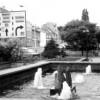 Spremberg: Springbrunnen mit Figuren aus Kinderhand