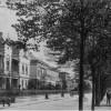 Cottbus: Promenade mit Gymnasium