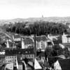 Guben: Blick Stadt- und Hauptkirche