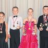 Forster holen drei Landesmeistertitel