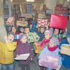 Guben: 320 Weihnachtspakete für wohltätigen Zweck gepackt