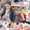 Erlebnisreicher Einkauf in Spremberg am 28./29.3.