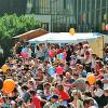 Kindertag: Ballonfiguren und Riesenblasen