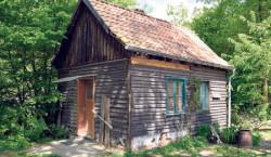 Buntes Hexenhaus