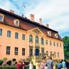 Schloss Branitz zeigt Flagge