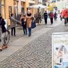 """Senftenberger StraßenBekanntschaften: """"Enge"""" Bahnhofstraße"""