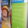 Cottbus: Turbine & Schaufelrad – LEAG präsentiert ihr Logo