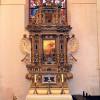 Spremberg: Weihnachtskrippe strahlt auf dem Jessener Altar