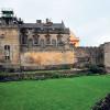 Im Palast der Kings of Scotland